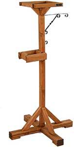 Riverside Woodcraft Multi-Function Bird Table
