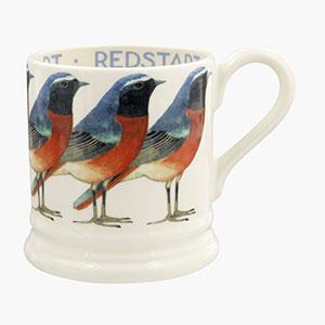 Redstart 1/2 Pint Mug