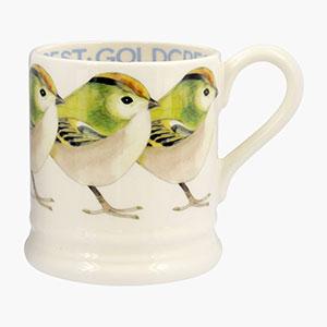 Goldcrest Mug