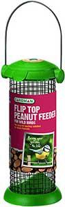 Gardman Flip Top Peanut Feeder
