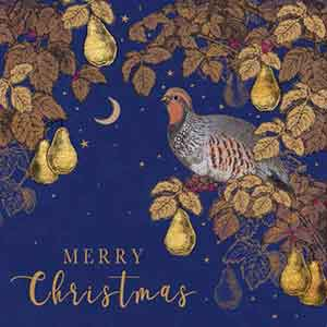 In A Pear Tree RSPB Christmas Cards