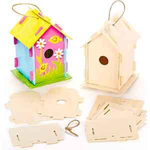 Painted Bird Box