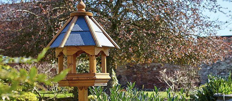Tom Chambers Bird Table