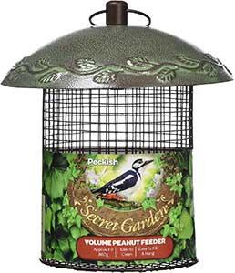 Large Volume Peanut Bird Feeder