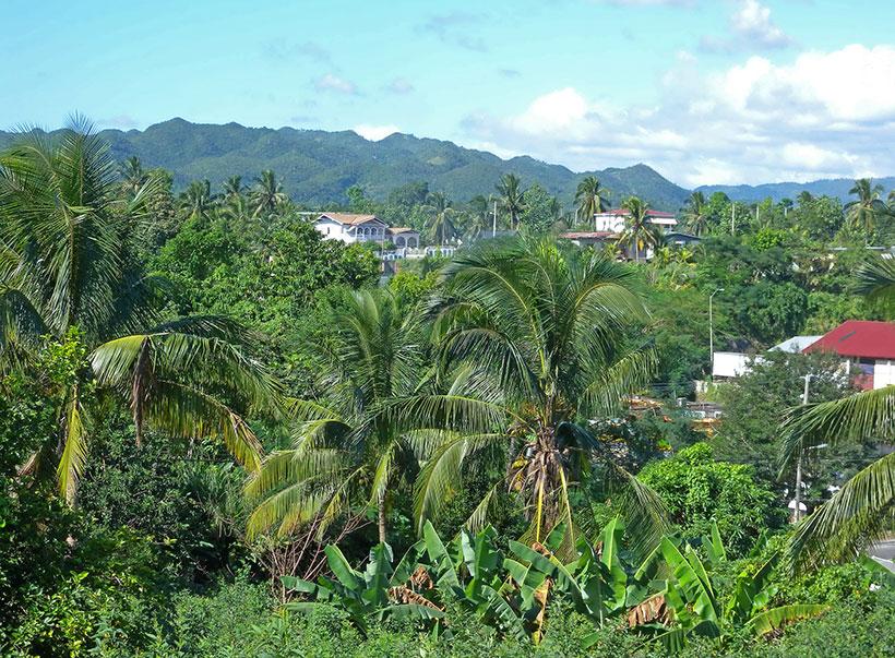 Linstead Town Jamaica