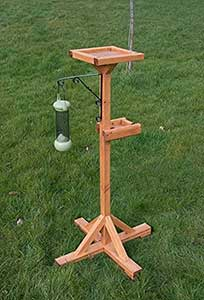 Mutli Function Bird Table