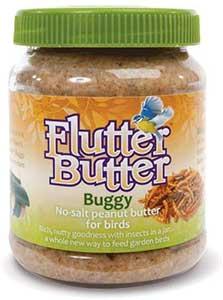 Buggy Flutter Butter Peanut Butter