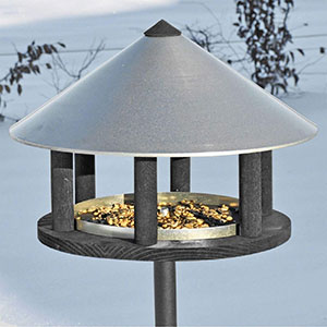 Danish Bird Table