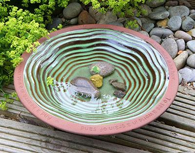 Echoes Bird Bath