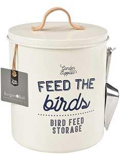 Feed The Birds Storage Tin