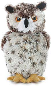 Mini Flopsie Osmond Owl