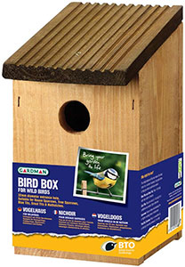 Gardman Wild Bird Nest Box
