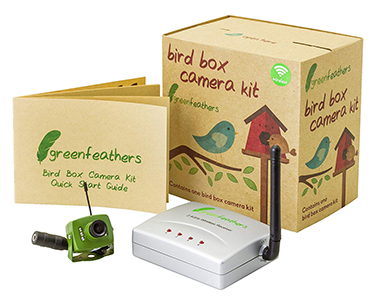 Greenfeathers Wireless Bird Box Camera