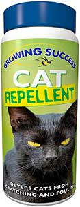 Growing Succcess Cat Repellent