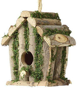 Tom Chambers Square Log Nest Box