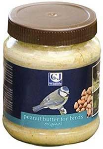 Original Bird Peanut Butter For Birds