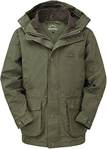 Country Innovation Outdoor Jacket