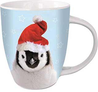 Penguin Hot Chocolate Mug