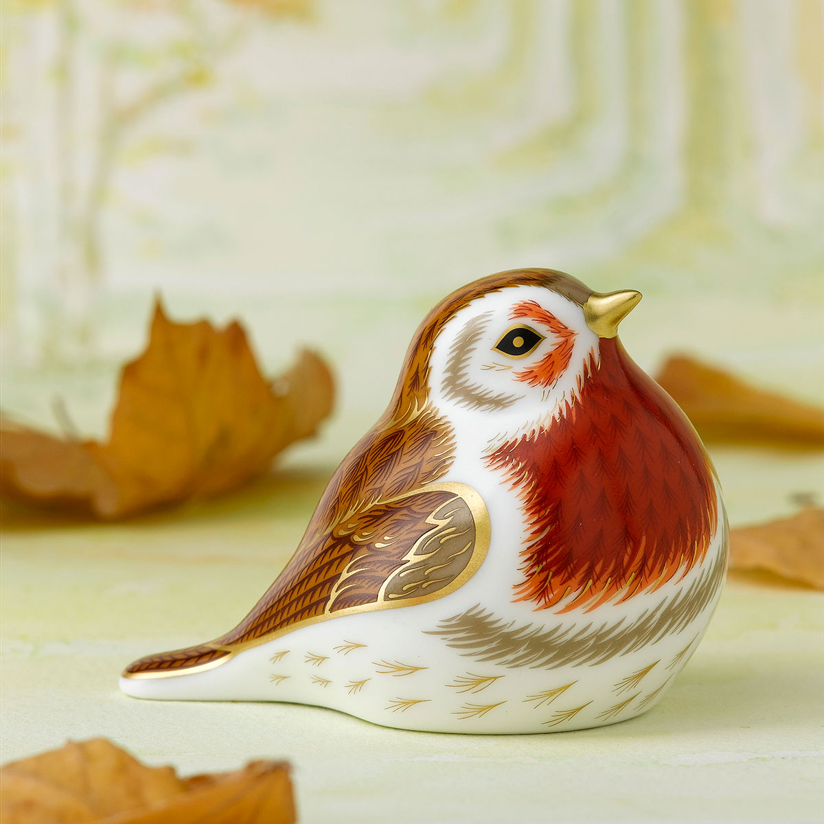 Robin Paperweight