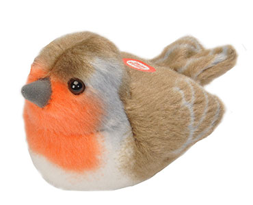Singing Robin Toy