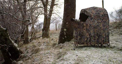 Stealth Gear Two Man Chair Bird Photography Hide