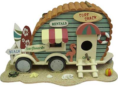 Surf Birdhouse