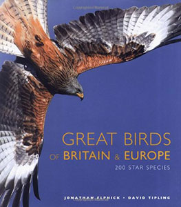 Great Birds of Britain & Europe: 200 Star Species