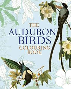 The Audubon Birds Colouring Book