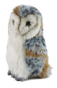 Barn Owl Plush Toy