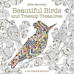 Millie Marotta's Beautiful Birds And Treetop Treasures