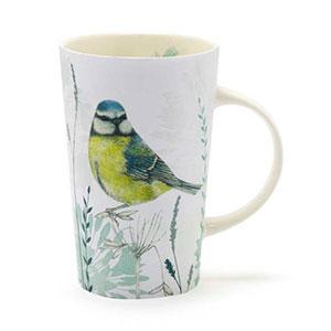 RSPB Blue Tit Latte Mug