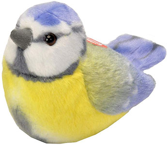 RSPB Blue Tit Soft Toy