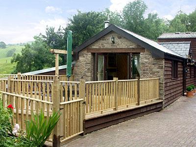 Cwm Derw Cottage, Llanafan Fawr nr. Builth Wells