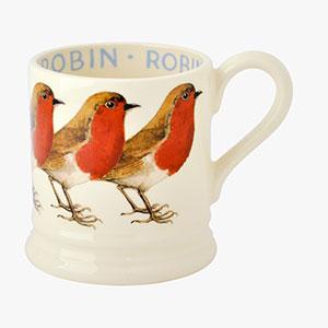 Robin Mug