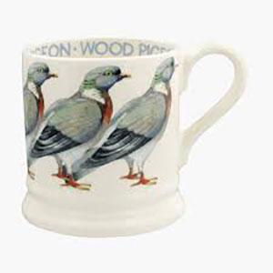 Wood Pigeon Mug