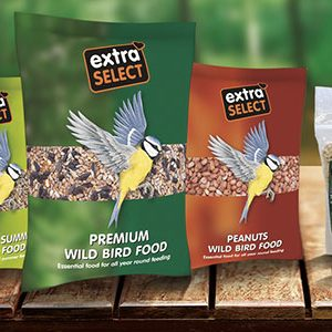 Extra Select Bird Food