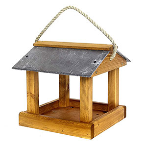 Foss Hanging Bird Table