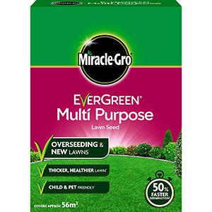 EverGreen Multi Purpose Grass Seed