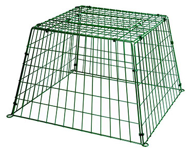 Large Mesh Ground Guard