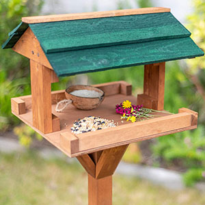 Heavy Duty Bird Table
