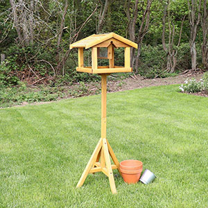 Kingfisher Premium Bird Table