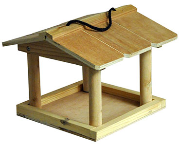 Kingfisher Hanging Bird Table