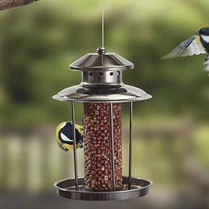 Lantern Peanut Feeder