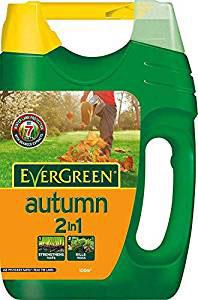 Evergreen Autumn Lawn Food Spreader