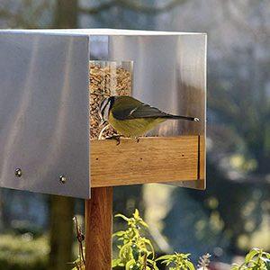 Modern Bird Table