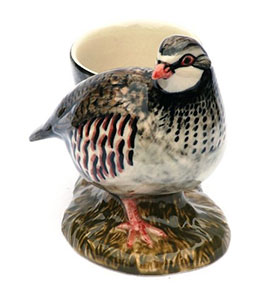 Partridge Egg Cup