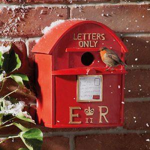 Post Box Bird House