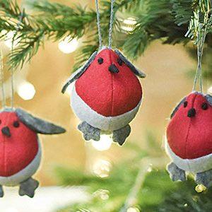 Robin Decorations