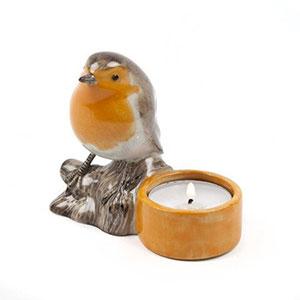 Robin Tea Light