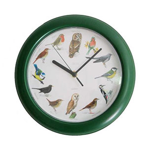 RSPB Bird Song Clock